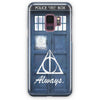 Always The Deathly Hollows Dr Who Tardis Samsung Galaxy S9 Plus Case | Casescraft