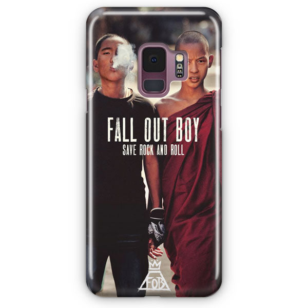 American Pop Punk Band Fall Out Boy Samsung Galaxy S9 Plus Case | Casescraft