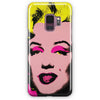 Andy Warhol Marilyn Monroe Pop Art Iconic Colorful Superstar Cute Samsung Galaxy S9 Plus Case | Casescraft