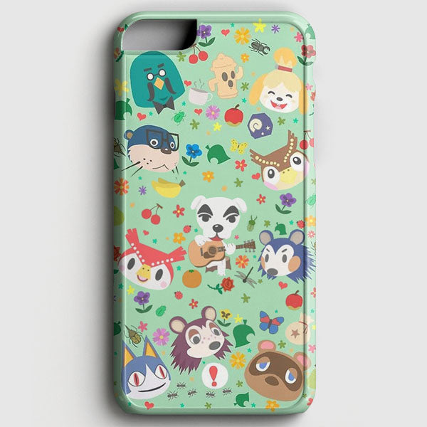 Animal Crossing New Leaf Town Folk iPhone 7 Case | Casescraft