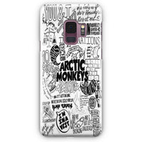 Arctic Monkeys City Samsung Galaxy S9 Plus Case | Casescraft