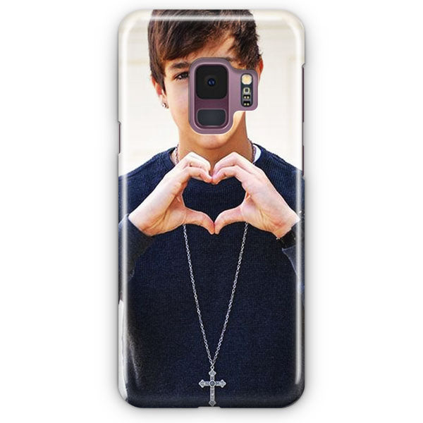 Austin Mahone Collage Photo Samsung Galaxy S9 Plus Case | Casescraft
