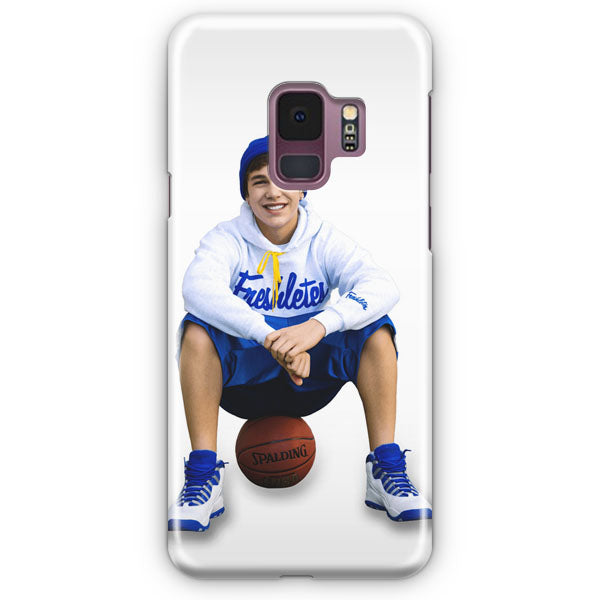 Austin Mahone Twitter Chat Samsung Galaxy S9 Plus Case | Casescraft