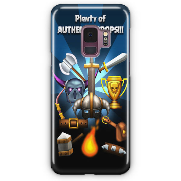 Authentic Props Samsung Galaxy S9 Plus Case | Casescraft