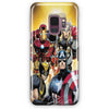 Avengers Collage Samsung Galaxy S9 Plus Case | Casescraft