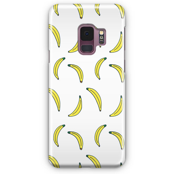 Banana Pattern Samsung Galaxy S9 Plus Case | Casescraft