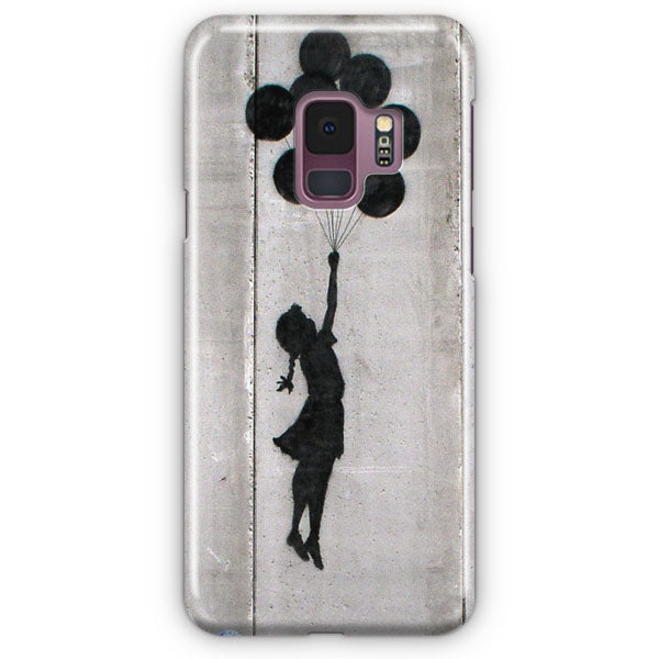 Banksy Balloon Girl Samsung Galaxy S9 Plus Case | Casescraft