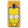 Bart Simpsons Samsung Galaxy S9 Case | Casescraft