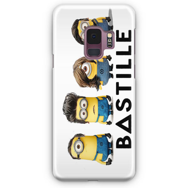 Bastille Lyrics Quotes Samsung Galaxy S9 Plus Case | Casescraft