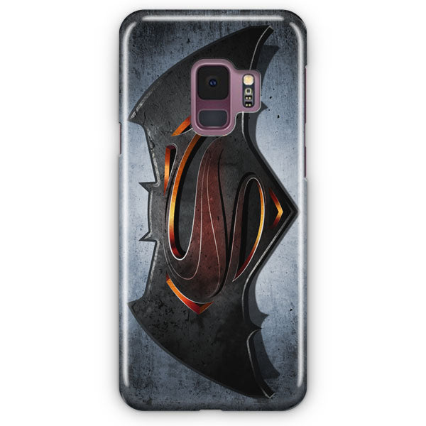 Batman V Superman Samsung Galaxy S9 Case | Casescraft