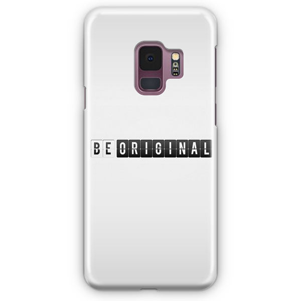 Be Original Samsung Galaxy S9 Case | Casescraft