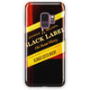 Black Label Old Scotch Whisky Samsung Galaxy S9 Case | Casescraft