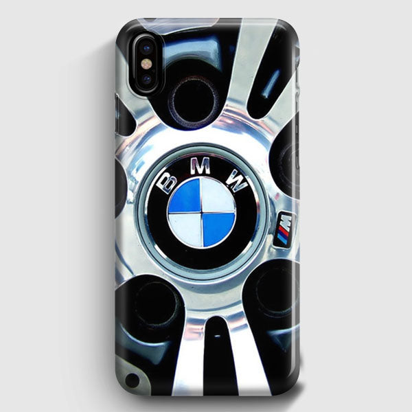 new arrival 03ed0 69a46 Bmw Logo On Velg Sports Car iPhone X Case | Casescraft