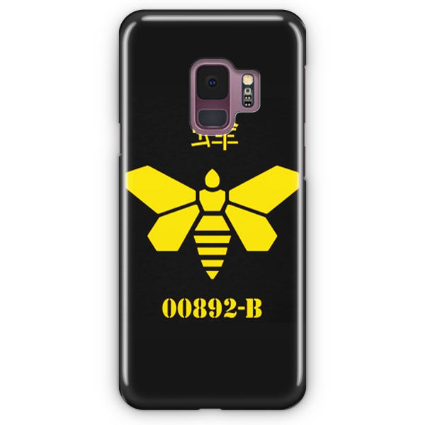 Breaking Bad Cooking Time Samsung Galaxy S9 Case | Casescraft