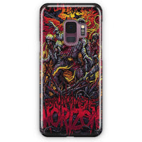Bring Me The Horizon Poster Samsung Galaxy S9 Case | Casescraft