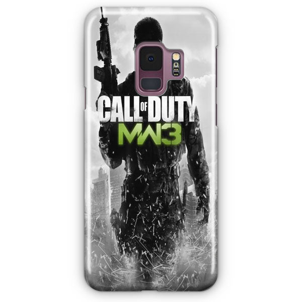 Call Of Duty Ghosts Minion Samsung Galaxy S9 Case | Casescraft