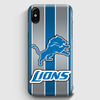 Detroit Lions iPhone X Case | Casescraft