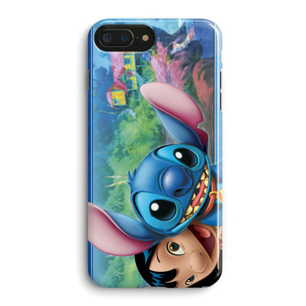 pretty nice 6e3b1 f2707 Disney Lilo And Stitch iPhone 8 Plus Case | Casescraft
