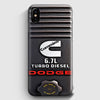 Dodge Cummins Turbo Diesel iPhone X Case | Casescraft