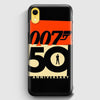 007 50 Anniversary iPhone XR Case | Casescraft
