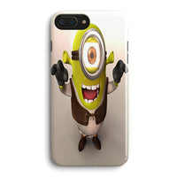 Funny Minion Wallpaper Shrek Iphone 7 Plus Case Casescraft
