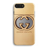 Gold Gucci iPhone 8 Plus Case | Casescraft