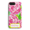 Lilly Pulitzer First Impression Rose Inspired iPhone 7 Plus Case | Casescraft