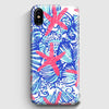 Lilly Pulitzer Pretty Escape iPhone X Case | Casescraft