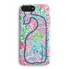 Lilly Pulitzer Vineyard Vines iPhone 8 Plus Case | Casescraft