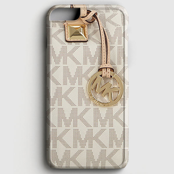 Michael Kors Mk Bag Texture Print iPhone 7 Case | Casescraft