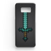Minecraft Green Mint Sword Samsung Galaxy S8 Plus Case | Casescraft