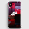 Nike Colorful Embosement iPhone X Case | Casescraft