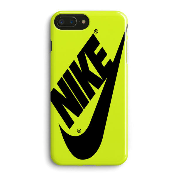 free shipping b099d bac5f Nike Just Do It Water Marble Pastel iPhone 7 Plus Case | Casescraft