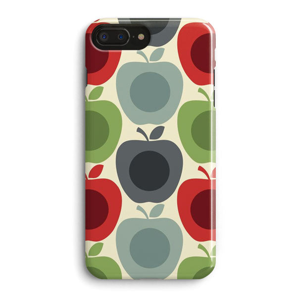 huge selection of 510e7 8067e Orla Kiely Apples And Pears iPhone 8 Plus Case | Casescraft
