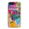 Panic At The Disco Logo Geometric Pastel iPhone 7 Plus Case | Casescraft