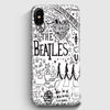 Personalized The Beatles iPhone X Case | Casescraft
