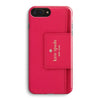 Pink Kate Spade iPhone 8 Plus Case | Casescraft