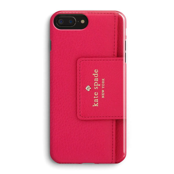 new style aaf91 c0193 Pink Kate Spade iPhone 7 Plus Case | Casescraft