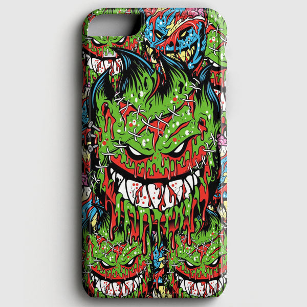Spitfire Monster Skateboard Wheels iPhone 7 Case | Casescraft