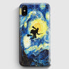 Starry Night With Harry Potter iPhone X Case | Casescraft