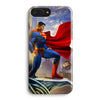 Superman Wonder Woman Kiss iPhone 7 Plus Case | Casescraft