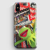 Supreme Stickerbomb iPhone X Case | Casescraft