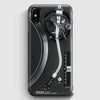 Technics 1210S Vinyl Dj Record Deck iPhone X Case | Casescraft
