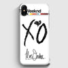 The Weeknd Xo Till Overdose iPhone X Case | Casescraft