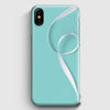 Tiffany Ribbon iPhone X Case | Casescraft