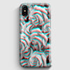 Trippy 3D Roses iPhone X Case | Casescraft