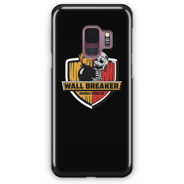 Wall Breaker Clash Of Clans Samsung Galaxy S9 Plus Case | Casescraft