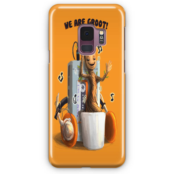 We Are Groot Samsung Galaxy S9 Plus Case | Casescraft
