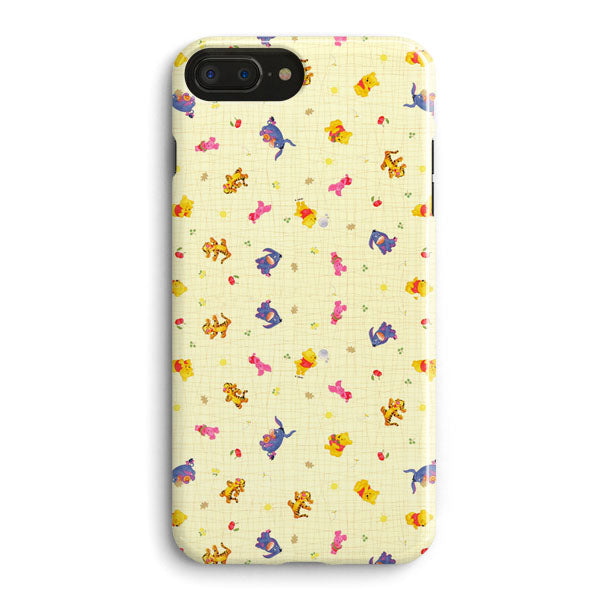 Winnie The Pooh iPhone 8 Plus Case | Casescraft
