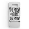 You Know Nothing Jon Snow Samsung Galaxy S8 Plus Case | Casescraft
